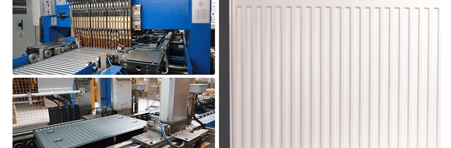艾黎特钢制板式散热器