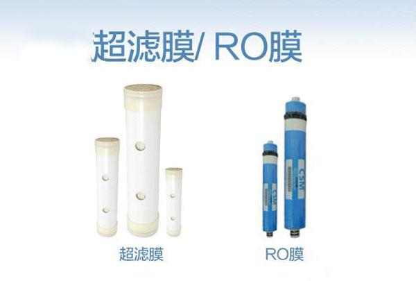 净水器里的超滤膜、纳滤膜和RO反参透膜有什么区别?