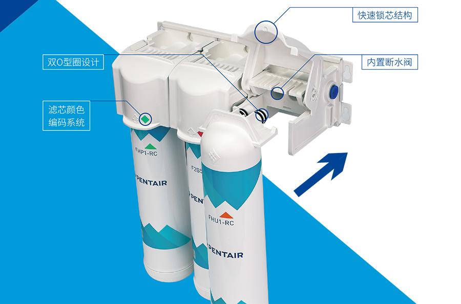 滨特尔F系列净水器_F2000/F3000直饮净水器